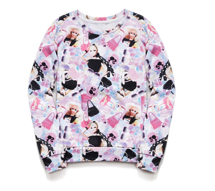 pull-enfant-barbie-forever21