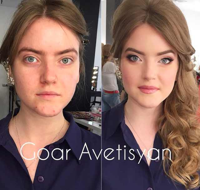 georgous - contouring-goar-avetisyan-before-after-2015