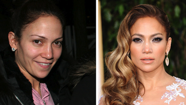 Jennifer-Lopez-sans-maquillage