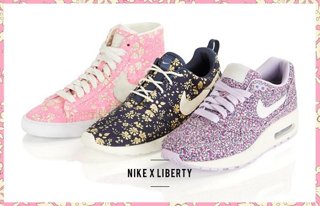 New Nike X Liberty Collection