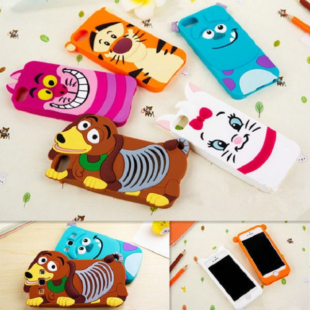 iphone 6 coque silicone disney