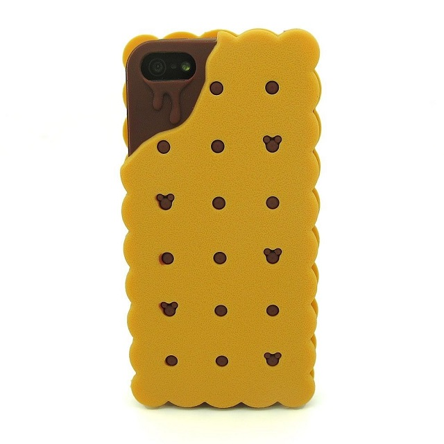 coque silicone iphone biscuit