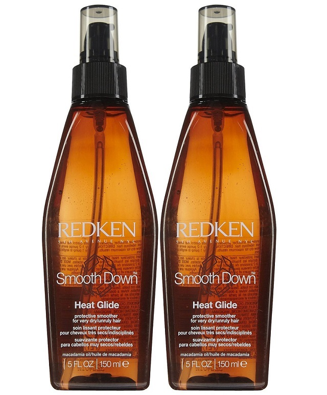 redken huile cheveux smooth down