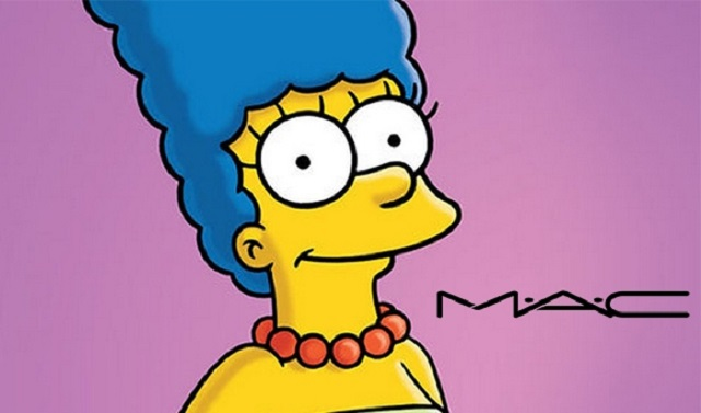 Marge-Simpson-M.A.C-Cosmetics