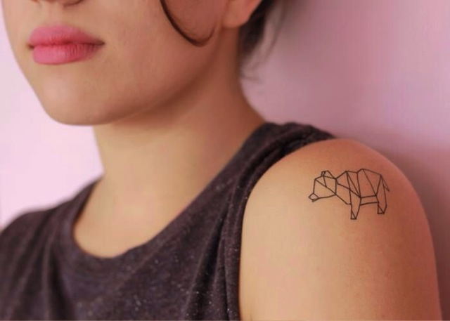 animal-origami-tattoo