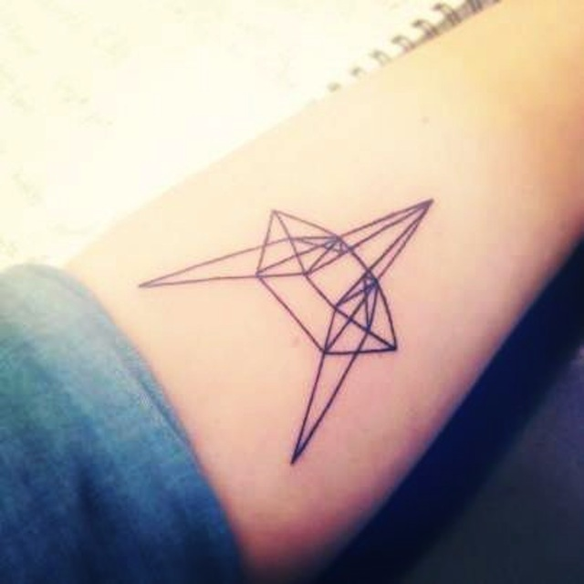 origami-tatouage-animal