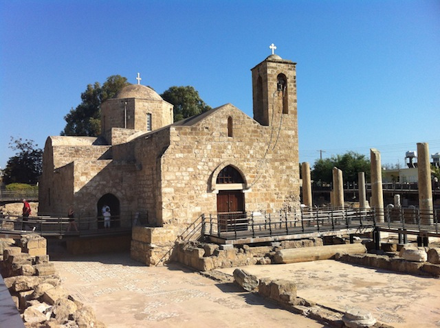 The church of Agia Kyriaki Chrysopolitissa