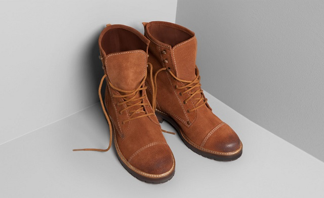 Bottines Lacets pull and bear