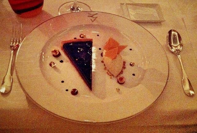 dessert la villa lorraine bruxelles