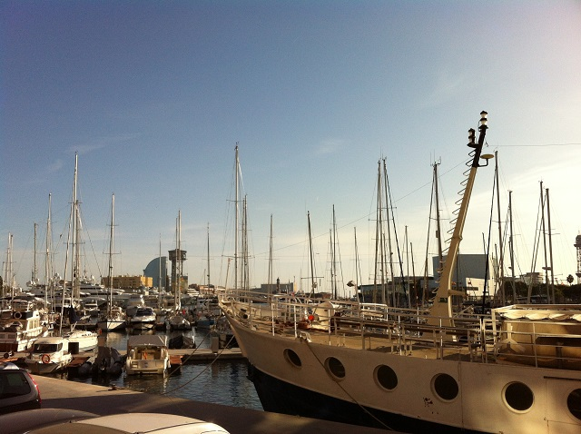port-barcelone