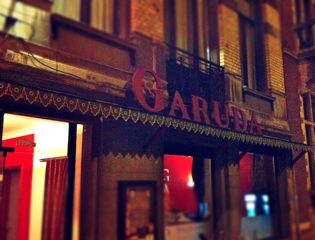 Garuda Indonesian Restaurant