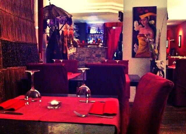 deco - Garuda Indonesian Restaurant