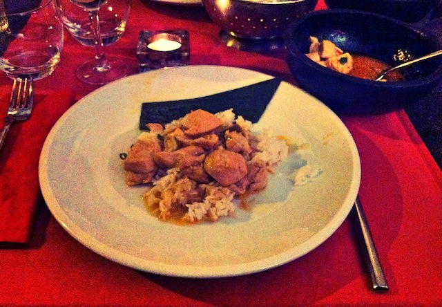 plat - Garuda Indonesian Restaurant
