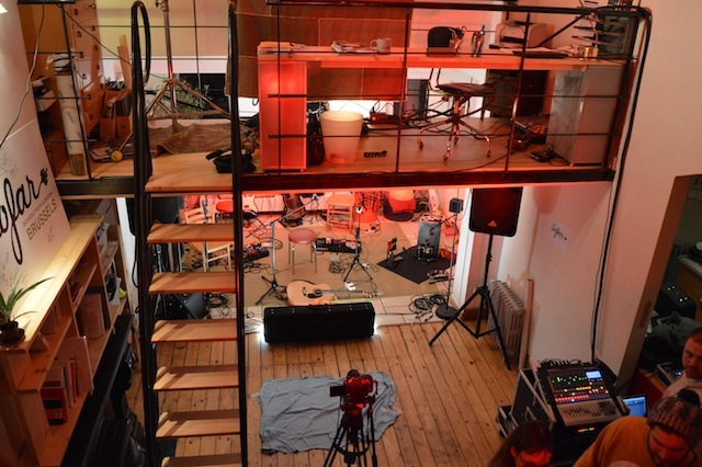 Sofar Sounds Belgium - salon