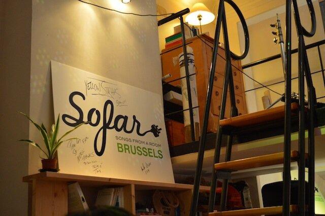 Sofar Sounds Belgium