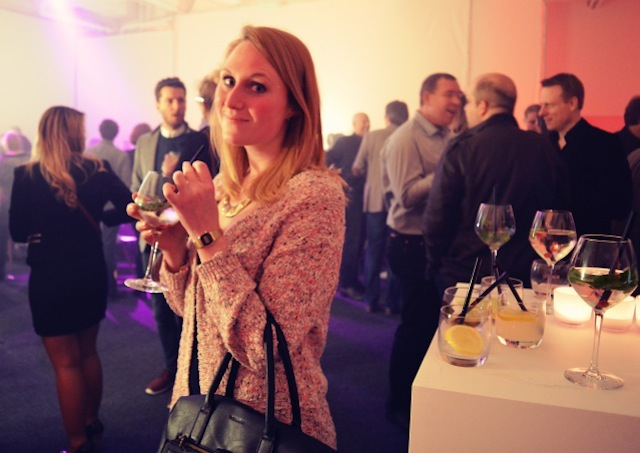 Event by Yves Rocher 2015 - caro cocktail