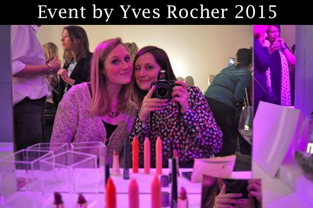 Event by Yves Rocher 2015- caro lolo