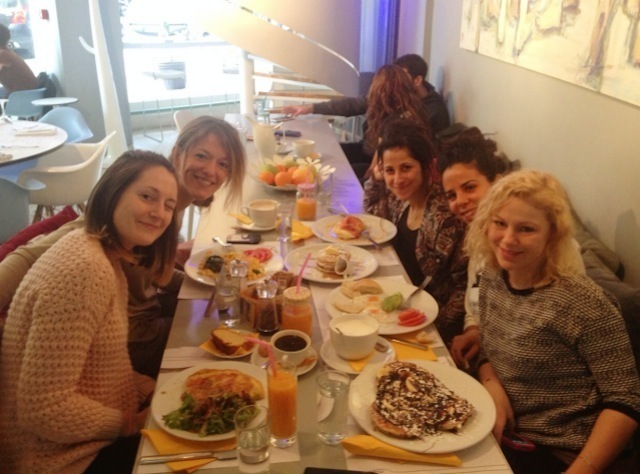 brunch copines citytrip athenes