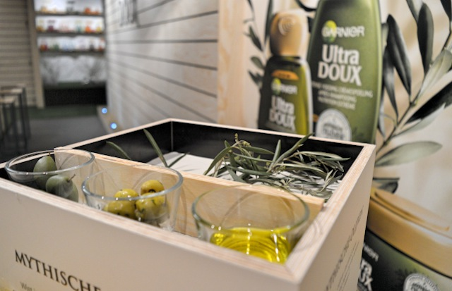 shampoing olive - bar doux by Ultra doux