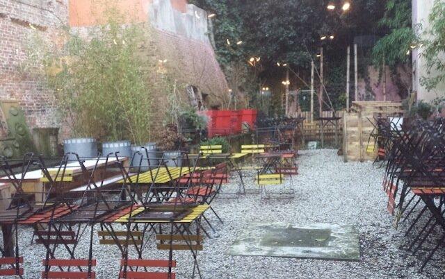 terrasse - L'atelier en ville