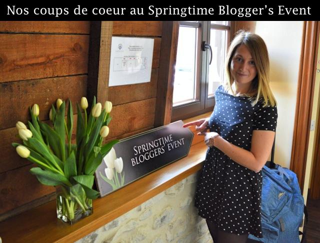 Journée Springtime Blogger's Event