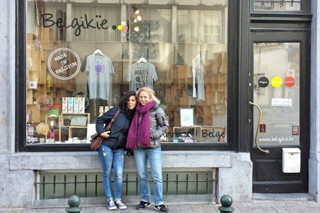 belgikïe - hanane et juju