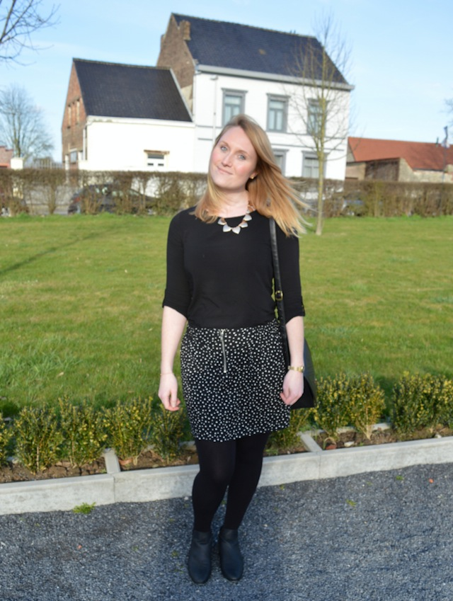 outfit of the day - lafilleduquatrieme