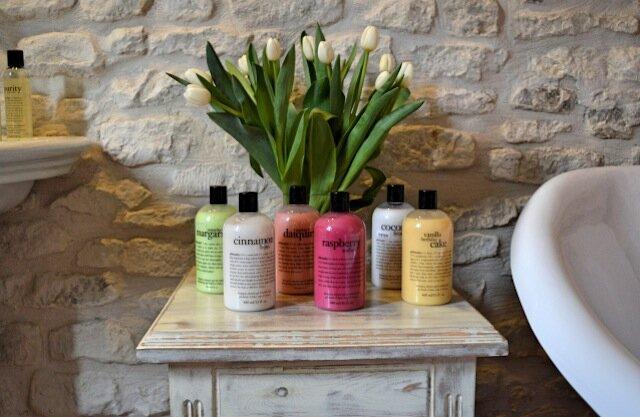 philosophy skin care - Springtime Blogger's Event