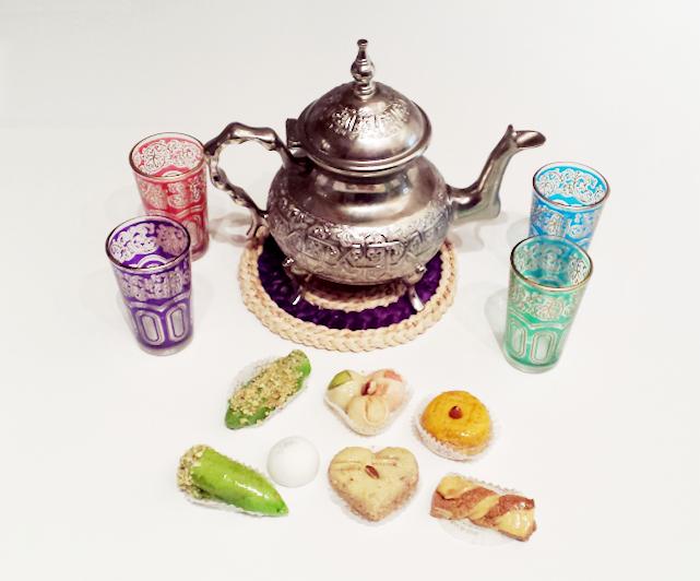 biscuits-et-thé-marocain