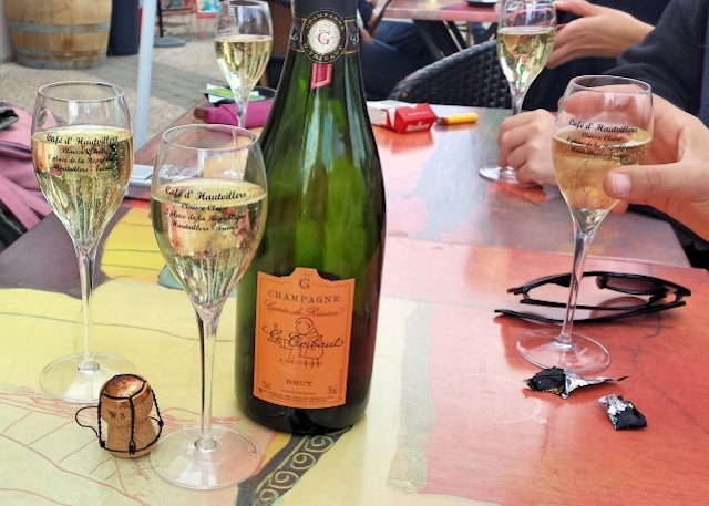 degustation - Week-end en champagne