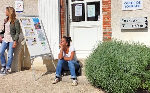 hanane - Week-end en champagne