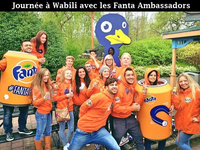 journée à Wabili avec les Fanta Ambassadors