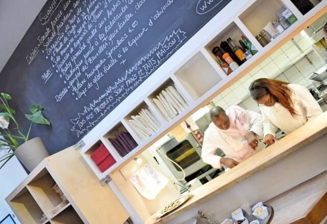 Le restaurant Le P'tit Belge - Georges Batuleji
