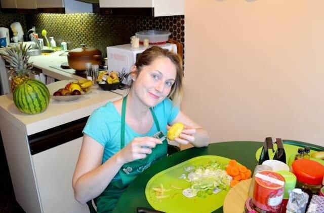 lolo légumes - Recette du Waterzooi à la gantoise