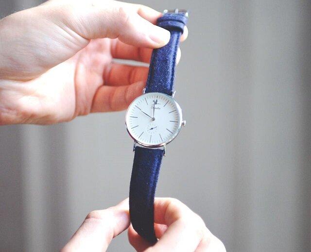 montres-charlie-bracelet-tweed