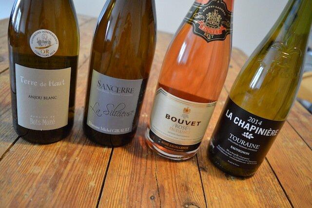 4 vins favoris