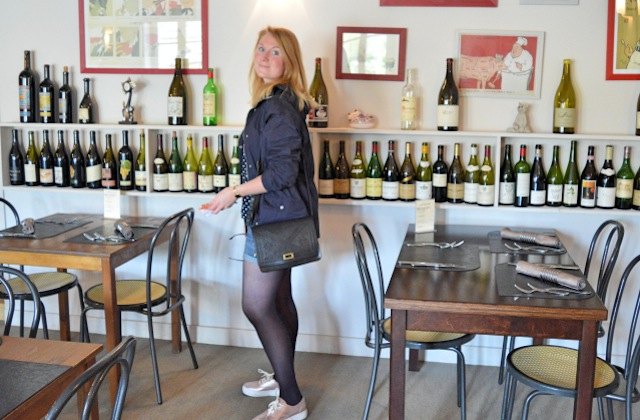 caro - restaurant le chat à villechaud