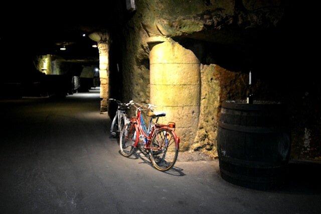 cave vélo bouvet ladubay