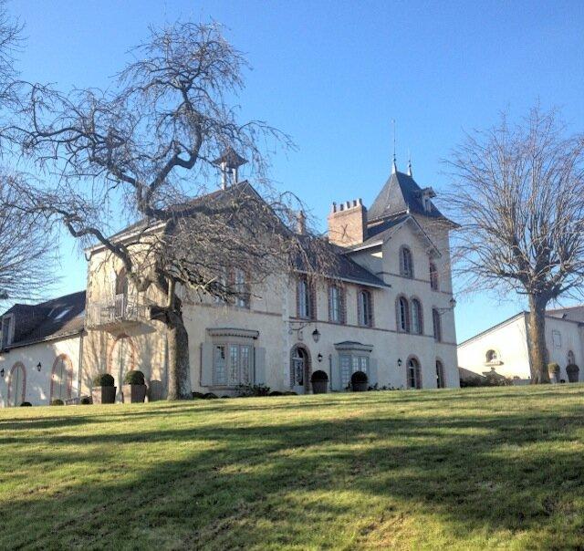 chateau soucherie