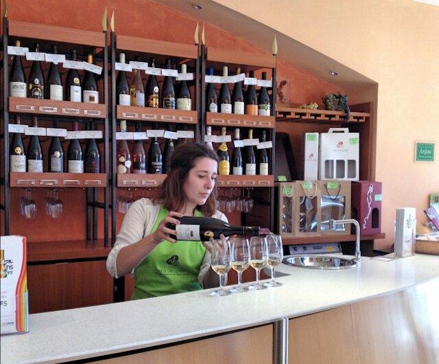 degustation maison des vins