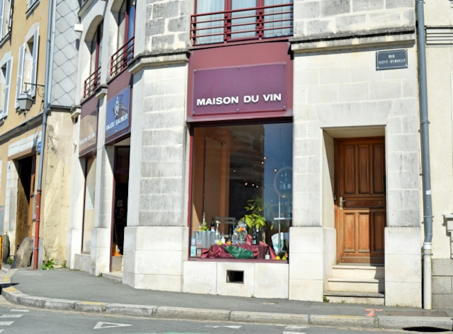 La route des vins du val de loire journ e 1 la fille - Maison mediterraneenne des vins ...