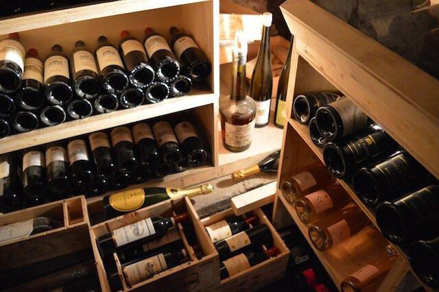 vins bistrot la place à saumur