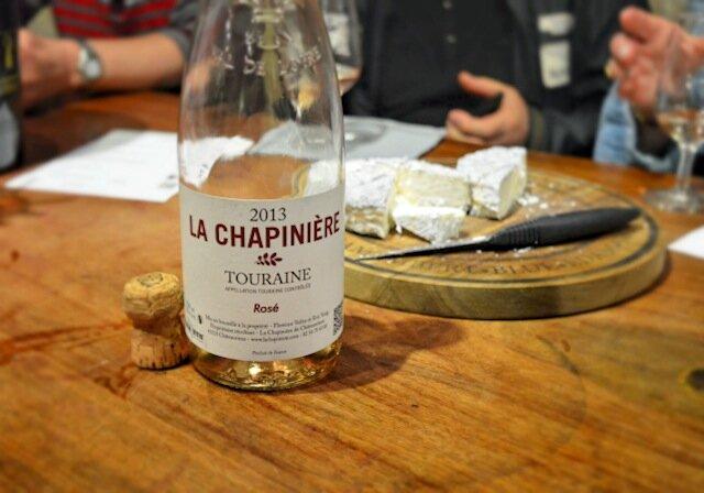 vins domaine de la chapinière