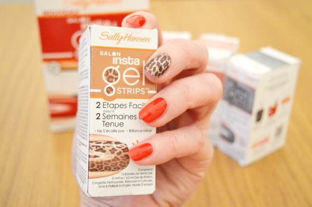 Vernis gel Sally Hansen