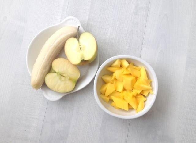 cure jus detox banane
