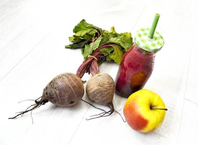 cure jus detox legumes