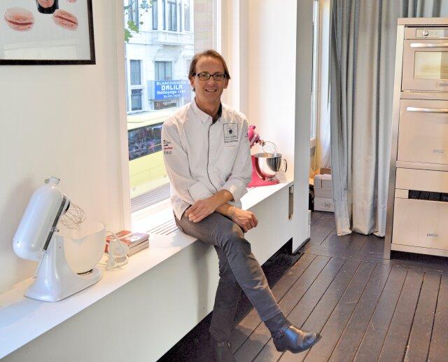 pâtisserie gastronomique de Fabrice Collignon 4