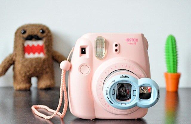 lentille-selfie-instax-mini-8-accessoires