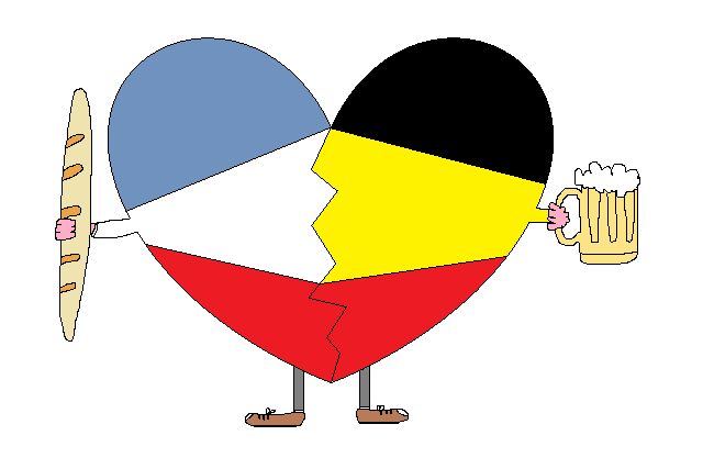 le-belge-chez-les-français
